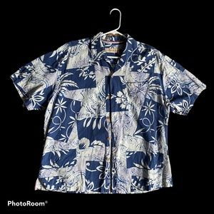 Xl Vintage Tommy Bahama Hawaiian, tropical shirt.